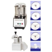 Robot coupe R301 Food processor, max 1.5kg, R301 parts.