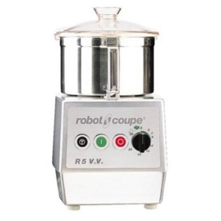 Robot Coupe Bowl Cutter Mixer Variable Speed R6 vv Mixer.