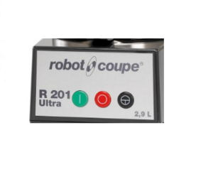 Robot Coupe Front Plate R201 Ultra Metal Only