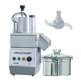 Robot Coupe R502 Food Processor with Veg Prep 2483