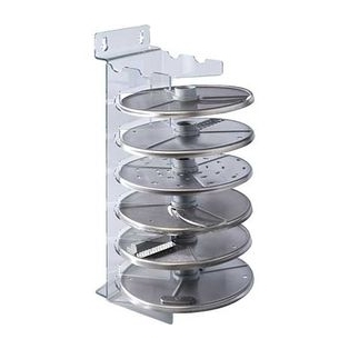 Robot Coupe Disc Storage Rack For Storing Up To 6 Discs