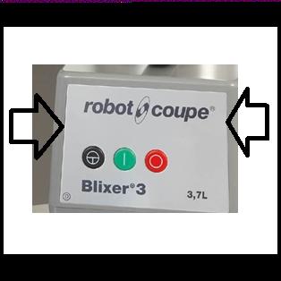 Robot Coupe Blixer 3 Face Plate