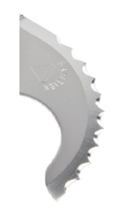 Robot Coupe Blixer 6vv Coarse Serrated Lower Blade for Dough