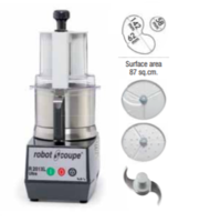 Robot coupe R201XL Food processor 20 covers