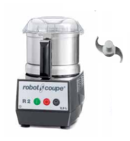 Robot Coupe R2 vertical cutter 20 covers