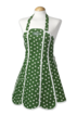 Willow Star Design Apron 100% Cotton, Made in UK