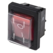 Musso Stella and Musso Club On/Off  Paddle Switch - Red