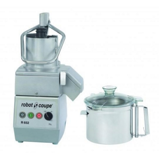 Robot Coupe R652 Food Processor 400 covers 2136