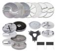 Robot Coupe Multicut Disc Set 12 Different Cuts Cl50 to Cl60